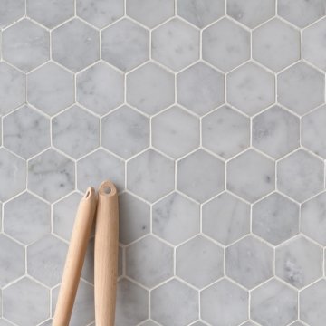 Manhattan Marble Hex